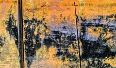 Wormwood (zsolt.palatinus) Tags: wormwood star revelations john cc free abstract rust metal sheetmetal deacy religious religion christianity