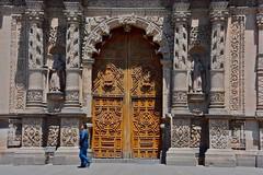 San Luis Potosí, Mexico (aljuarez) Tags: mexique mexiko méxico san luis potosí centro histórico centreville altstadt downtown old town iglesia church église kirche nuestra señora del carmen