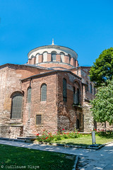 Istanbul - (Darth Jipsu) Tags: ottoman unesco sultan hagia religion historic church byzantine landmark hagiairene architecture irene constantinople istanbul turkey europe turquie tr