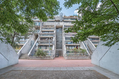 Alexandra Road Estate (100RealPeople-Architecture) Tags: alexandraroadestatearchitectneavebrowncamdencouncil196878gradeiilistednikond750nikkor1835f3545 socialhousing camden swisscottage kilburn finchley ziggurat architecture