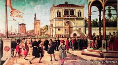 1495 Rimpatrio degli Ambasciatori Carpaccio (Roma ieri, Roma oggi: Raccolta Foto de Alvariis) Tags: carpaccio raccoltafotodealvariis romascomparsa personaggiromalazioitaly1495 rimpatrio degli ambasciatori carpacciovittore venezia