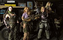 Delta Squad. (Blondeactionman) Tags: