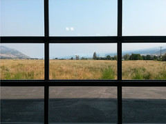 Framed (Drew Makepeace) Tags: field frame window pane pib