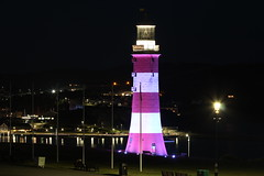 Smeatons Tower (simoncoram) Tags: thehoe smeatonstower plymouth smeatons tower lighthouse hoe the seaside devon holiday hight light night harbour