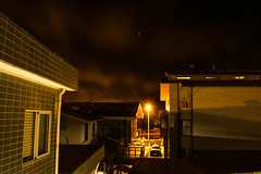 Long exposure experiment #1 (Pedromss_) Tags: nikon dslr d3400 photography long exposure tripod night nightly shot neighbourhood experiment flickr central digital edit