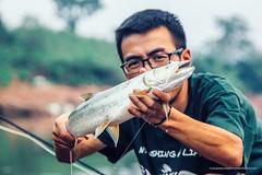 IMG_2527 (photogonia) Tags: cina pesca pescatore caught yellowcheek carp 鳡鱼 lure fishing bait lurefishing lake catch hunan xiangxi huaihua flyfishing