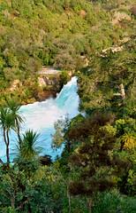 Huka Falls New Zealand (annewilson12) Tags: newzealand hukafalls taupo waterfalls travel travelphotography nikond5500