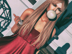 ◈№.533 - more and more.. (αlιcα r. vαɴ нell) Tags: nuno navycopper fameshed blush event sl secondlife letre catwa maitreya girl bubblegum