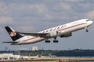 C-FGSJ - Boeing 767-39H(ER)(BCF)(WL) - Cargojet Airways