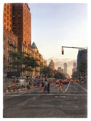 Ninth Avenue - NYC (Ansel2015) Tags: ninthavenue nycstreets sunsets