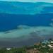 Ponton de la pension Tautiare Village Maupiti
