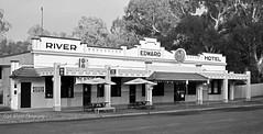 Edward River (the buncha) Hotel (Leigh Wright) Tags: edward river hotel pub nsw australia deniliquin