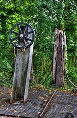 Malton Yorks 17 July 2018 00005.jpg (JamesPDeans.co.uk) Tags: ivy handwheel forthemanwhohaseverything england plants gb printsforsale industry greatbritain nature malton hdr transporttransportinfrastructure valve objects britain yorkshire unitedkingdom wwwjamespdeanscouk camera creepers jamespdeansphotography landscapeforwalls europe uk digitaldownloadsforlicence