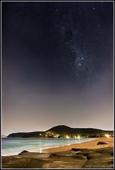 Pearl Beach Milky way 3 4 B (GTV6FLETCH) Tags: canon canoneos5dsr zeiss zeiss3570mm34 zeiss3570mm zeisscontax357034 ziess contaxzeissvariosonnart3570mmf34 contaxvariosonnar 3570mmcontax panorama pearlbeach milkyway stars