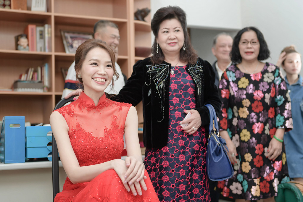 台南婚攝 - 總理大餐廳婚宴!婚禮紀錄-4