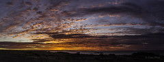 Streaky (Cisc Pics) Tags: streakybay sunset stitched panorama panoramic sky southaustralia australia nikon nature nikkor d7000 dx 1024mm wideangle