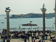 Piazzetta San Marco (Gijlmar) Tags: itália italy italien italie włochy ита́лия ιταλία europa ευρώπη europe avrupa европа veneza venice venezia venedig venecia вене́ция venise βενετία céu sky cielo