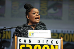 Yvette Nicole Brown (Gage Skidmore) Tags: yvette nicole brown glass san diego comic con international 2018 convention center california