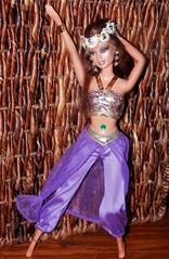 Barbie Doll as Scheherazade Dancer (marieschubert1) Tags: fashion doll barbie arabian nights story book dancer princess belly queen diy clothes outfit mattel