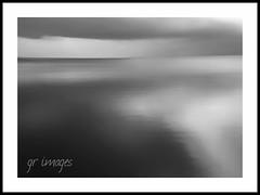 sunday gloom (GR167) Tags: blackandwhite seascape bw monochrome icm slowshutter