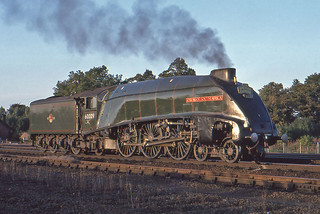 A4 60009 'Union of South Africa'