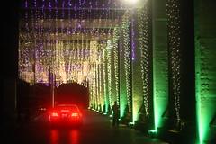 Even The Car Wants To Get Married Again ! (N A Y E E M) Tags: car mercedesbenz e250 mine light night decoration wedding atmosphere mood driveway hotel radissonblu chittagong bangladesh sooc raw unedited untouched