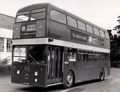 London transport XF2  when new in 1965. (Ledlon89) Tags: bus buses london transport lt lte londonbus londonbuses londontransport vintagebuses