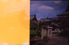 (✞bens▲n) Tags: pentax lx velvia 50 fa 31mm f18 limited film analogue japan nagano house
