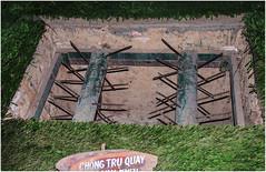 2000-353- TRAMPA PARA CAZAR AMERICANOS- CU CHI - SAIGÓN - VIETNAM - (--MARCO POLO--) Tags: curiosidades poblados