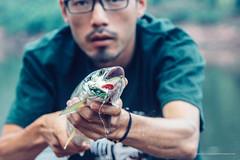 IMG_2446 (photogonia) Tags: ningyu flyfishing fly fishing lurefishing lure pesca fish tip catch carp yellowcheek xiangxi hunan huaihua cina china bait baitfishing 鳡魚