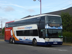 Stagecoach Western (on loan to Yorkshire) 50206 OU09 FMY on Rail Replacement, Roundhouse Rd, Derby (sambuses) Tags: stagecoachwestern 50206 ou09fmy stagecoachyorkshire x76 railreplacement