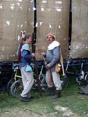 * (Reginald_9) Tags: august 2016 sweden gotland visby medieval week knight tournament bike