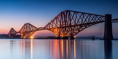 Firth of Forth (lavignassey) Tags: ecosse scotland river bridge pont forth firthofforth edinburgh edimbourg panorama