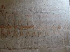 Tomb of Mereruka, Saqqara (Aidan McRae Thomson) Tags: saqqara tomb mereruka ancient egyptian egypt relief carving