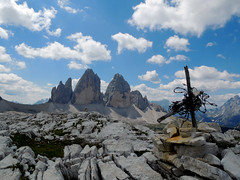 Tre Cime di Lavaredo (antonella galardi) Tags: altoadige montagna trecime lavaredo dreizinnen 2018 pusteria trekking escursionismo hiking dolomiti dolomites campodidentro escursione