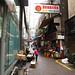Hong Kong Island alleys