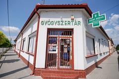 Harta on the Corner (Istvan) Tags: onthecorner corner wideangle harta hungary