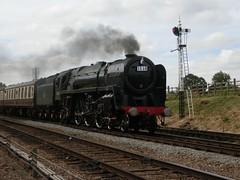 GCR End of BR Steam 50th Gala (technoandrew) Tags: steam railway great central end br british railways train gcr gala event diesel loughborough quorn woodhouse