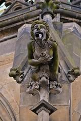 Gargoyles - 62 (fotomänni) Tags: prag praha prague veitsdom gargoyles gargouille wasserspeier skulptur skulpturen sculpture kunst manfredweis