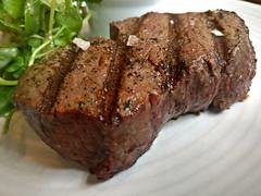 tom's kitchen fillet steak (n.a.) Tags: filet fillet steak beef toms kitchen canary wharf london e14 food meat