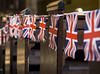 Bunting (badger_beard) Tags: bunting flags union flag pews oak all saints cambridge jesus lane cambridgeshire cambs