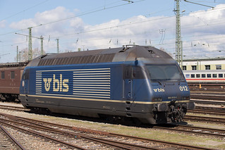 BLS Re 465 012 Basel Bad