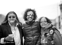 Billy Howell, Ruben Vaneske, and Tracey Michelle Derrick (Steve Likens) Tags: clarksdale mississippi jukejointfestival