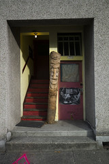 The funk is slowly disappearing... (bcdano) Tags: vancouver vanishing tiki