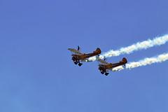 DSC_0645_001 (Gobbledeek) Tags: wales national airshow 2018 air show walesnationalairshow aerosuperbatics wing walkers aerosuperbaticswingwalkers wingwalkers