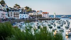 Sauzon - Belle-île (slegars) Tags: belleîle bretagne continentsetpays europe fr fra france harbor morbihan sauzon port