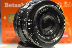 Smaller than.... (Ronaldc5) Tags: sony a99 minolta 5028 macro industar 502 3550 macromondays photograpygear