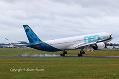 A330-941 NEO F-WTTN AIRBUS 2 (shanairpic) Tags: jetairliner prototype shannon a330 airbusa330 neo fwttn