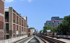 Approaching Fullerton (std70040) Tags: chicago brownline cta ctabrownline metro rapidtransit railway train