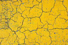 Grunge Texture (baik95501) Tags: asphalt background character close cracked cracks paint painted pattern pavement peeling scheme surface street tarmac texture weathered worn yellow